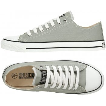 Ethletic Fairtrade Trainers - Urban Grey
