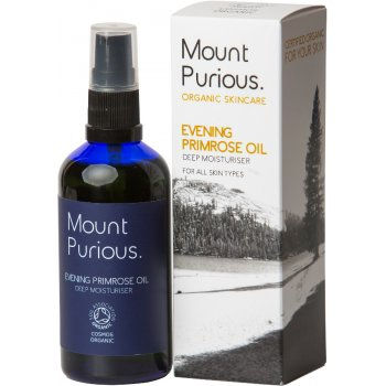 Mount Purious Evening Primrose Oil Deep Moisturiser - 100ml