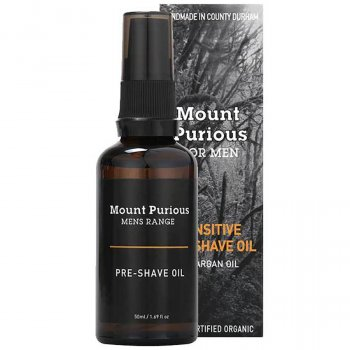 Mount Purious For Men Pre Shave Oil - 50ml
