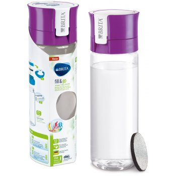 Brita Fill & Go Vital Water Filter Bottle - 0.6L