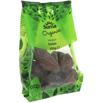 Suma Prepacks Organic Medjool Dates 250g