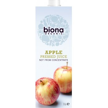 Biona Organic Apple Juice 1L