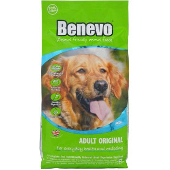 Benevo Vegan Adult Dog Food - Original - 2kg