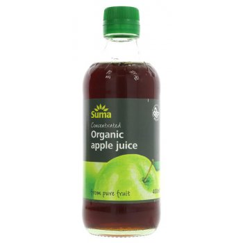 Suma Organic Apple Juice Concentrate 400ml