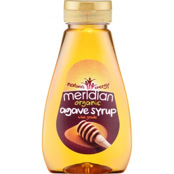 Meridian Organic Squeezy Agave Syrup Blue Grade 250g