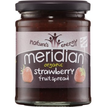 Meridian Organic Strawberry Fruit Spread 284g