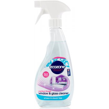 Ecozone Streak Free Window & Glass Cleaner - 500ml