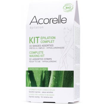 Acorelle Complete Waxing Kit