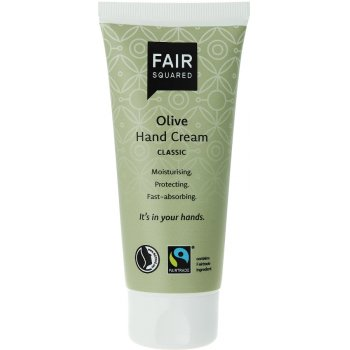 Fair Squared Hand Cream - Natural Olive - 100ml