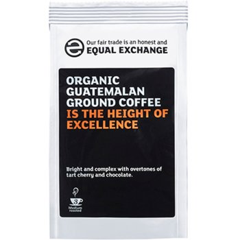 Equal Exchange Organic Guatemalan Roast & Ground Coffee - 227g