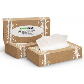 Greencane 2-ply Facial Tissues