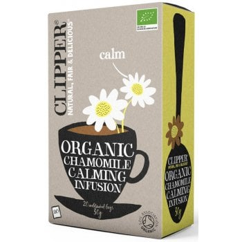 Clipper Chamomile Herb Tea 20 Bags