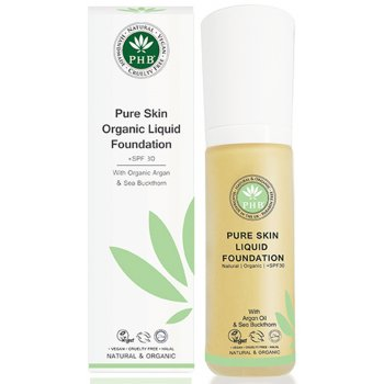 PHB Ethical Beauty Pure Skin Organic Liquid Foundation - 30ml