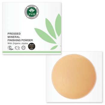 PHB Ethical Beauty Pressed Mineral Finishing Face Powder - 9g