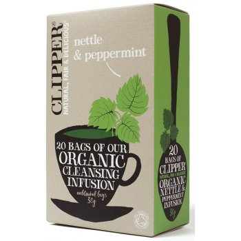 Clipper Nettle & Peppermint Tea 20 Bags