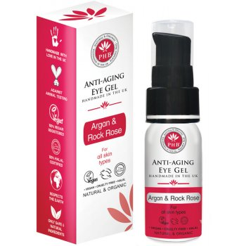 PHB Ethical Beauty Anti-Aging Eye Gel - 15ml