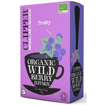 Clipper Wild Berry Tea 20 Bags