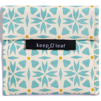 Keep Leaf Reusable Large Food Baggie