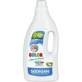 Sodasan Sensitive Laundry Liquid - 1.5L - 27 Washes