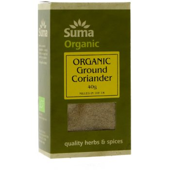 Suma Organic Coriander Ground 40g