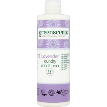 Greenscents Fabric Conditioner - Lavender - 400ml