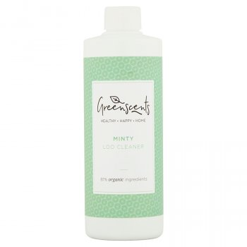Greenscents Organic Toilet Cleaner - Minty - 500ml