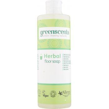 Greenscents Floor Soap - Herbal - 400ml