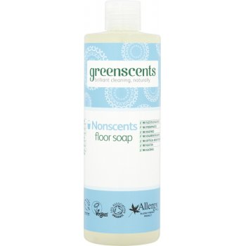 Greenscents Floor Soap - Unscented - 400ml