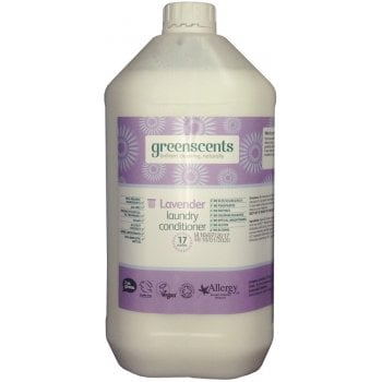 Greenscents Fabric Conditioner Lavender 5L