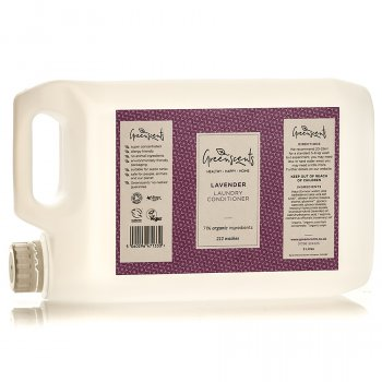 Greenscents Organic Fabric Conditioner Lavender - 5L