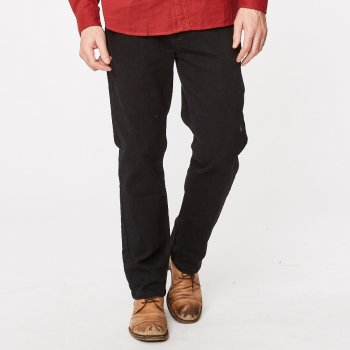 Thought Marcus Jeans - Charcoal