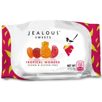 Jealous Sweets Vegan Tropical Wonder - 40g