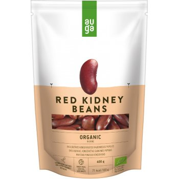 Auga Organic Red Beans In Brine - 400g