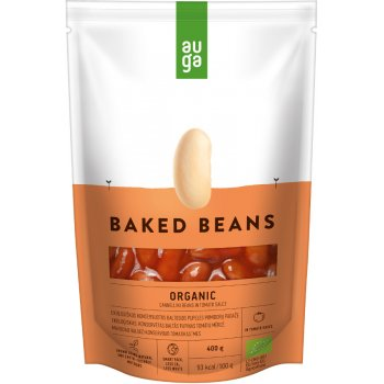 Auga Organic Baked Beans In Tomato Sauce - 400g