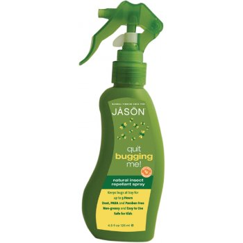 Jason Quit Bugging Me! Natural Insect Repellant Spray - 133ml