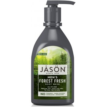 Jason All-In-One Mens Body Wash With Pump - 887ml