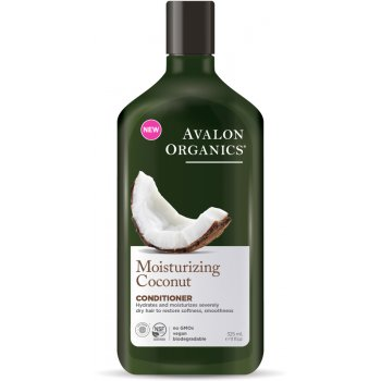 Avalon Organics Coconut Moisturizing Conditioner - 325ml