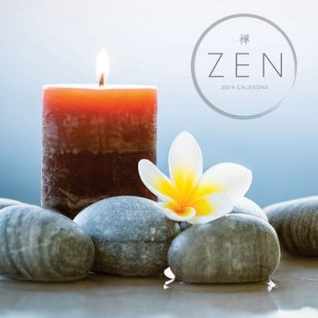 The Gift of Zen 2019 Wall Calendar