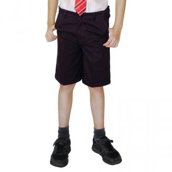 Boys Classic Shorts - Black - 3yrs
