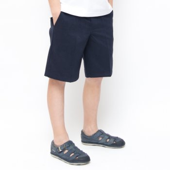 Boys Classic Shorts - Navy - 3yrs