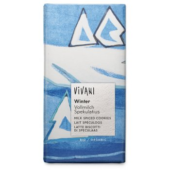 Vivani Winter Chocolate 100g