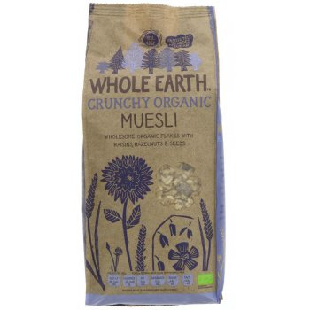 Whole Earth Organic Muesli 750g