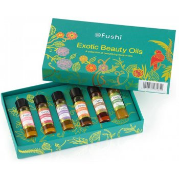 Fushi Exotic Beauty Oils Gift Set - 6 x 10ml