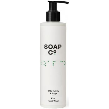 The Soap Co Wild Nettle & Sage Eco Hand Wash - 300ml