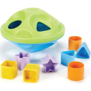 Green Toys Recycled My First Shape Sorter