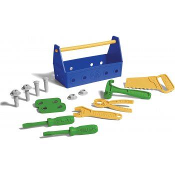 Green Toys Recycled Play Tool Kit - Blue