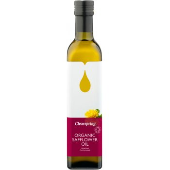 Clearspring Organic Safflower Oil 500ML