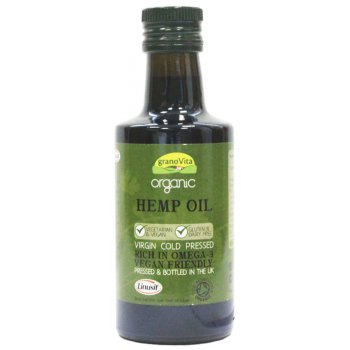 Granovita Organic Hemp Oil 260ML