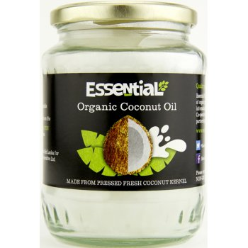 Essential Trading Virgin Coconut Oil - Raw - 690ml