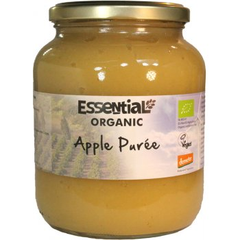 Essential Trading No Added Sugar Apple Puree - 700g
